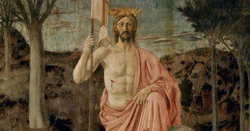 Della Francesca La resurrección hacia 1463 mini