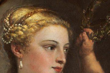 Tiziano Venus del espejo mini