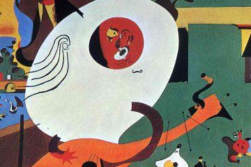 Miró Interior holandés I 1928 mini