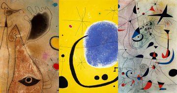 Museo Fundación Joan Miró Barcelona mini