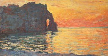 C6 Monet en Étretat 06