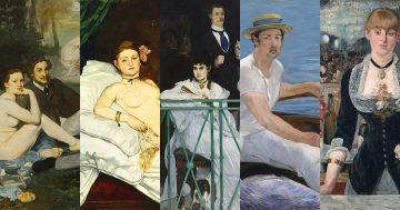 GT Momentos de Édouard Manet mini
