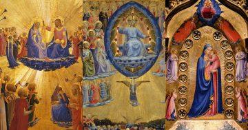 C6 Fra Angelico miniatura