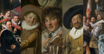 GT Momentos de Frans Hals mini