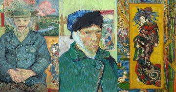 C6 Van Gogh and Japanese Art mini